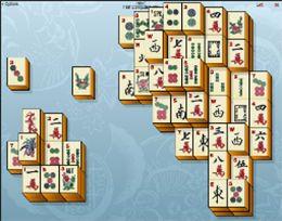 Chiński Mahjong Solitaire