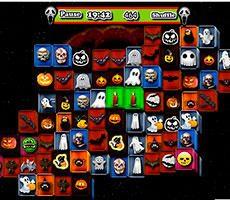 Halloween mahjong