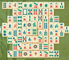 Klocki Mahjong