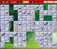 Mahjong Kuchenny