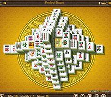 Mahjong Wieża